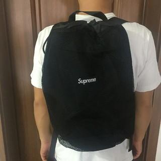 Supreme - supreme  backpack バックパック  黒