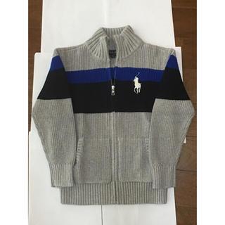 POLO RALPH LAUREN - ラルフローレン 子供用 ニット セーター