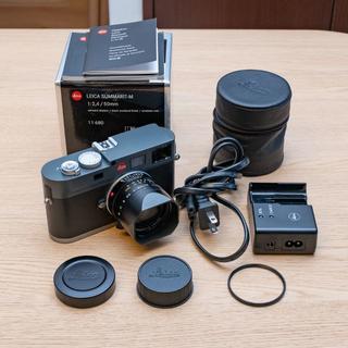 ライカ(LEICA)のLEICA M-E / SUMMARIT-M 50/2.4 ライカ M9(デジタル一眼)