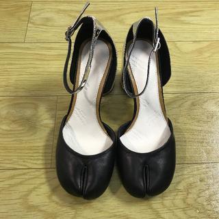 マルタンマルジェラ(Maison Martin Margiela)のMaison Margiela  靴/シューズ ハイヒール/パンプス サイズ37(サンダル)
