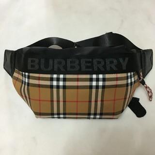 BURBERRY - 大人気 Burberry ウエストポーチ