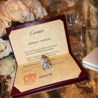 カルティエ(Cartier)の超人気 Cartier リング(リング(指輪))