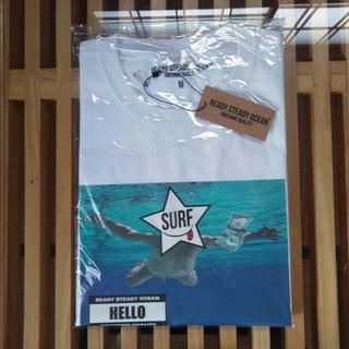 Ron Herman - READY STEADY OCEAN Tシャツ サーフ