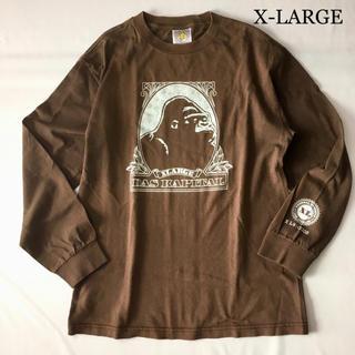 XLARGE - X-LARGE エクストララージ 長袖 ロング Tシャツ