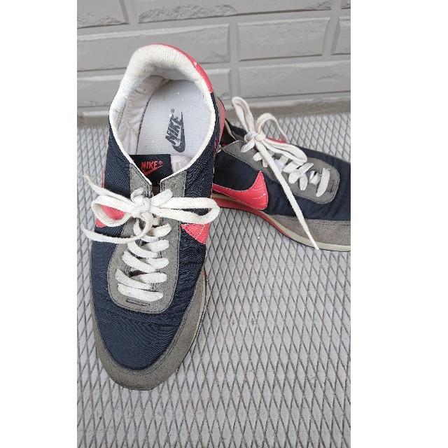 NIKE(ナイキ)のNIKE ナイキ waffle ワッフルレーサー ヴィンテージスニーカー メンズの靴/シューズ(スニーカー)の商品写真