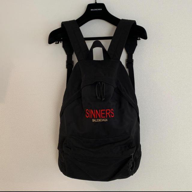 BALENCIAGA BAG(バレンシアガバッグ)の3点セット 専用 メンズのバッグ(バッグパック/リュック)の商品写真