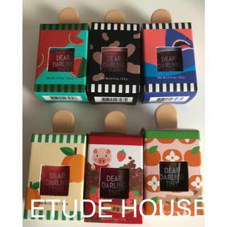 ETUDE HOUSE - 【エチュードハウス】ディアダーリンウォータージェルティント✨