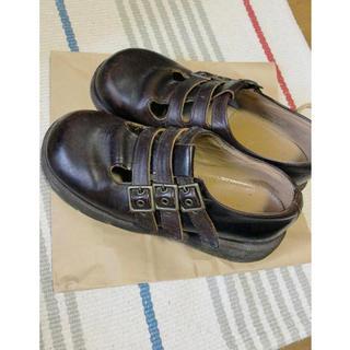 ドクターマーチン(Dr.Martens)のDr.Martens 🌟 3連ベルト(ローファー/革靴)