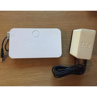 バルミューダ(BALMUDA)のちっち2486様専用 バルミューダ  バッテリー UniPack(扇風機)
