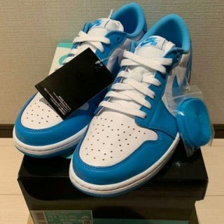 NIKE - 27.5NIKE SB AIR JORDAN 1 Low QS UNC