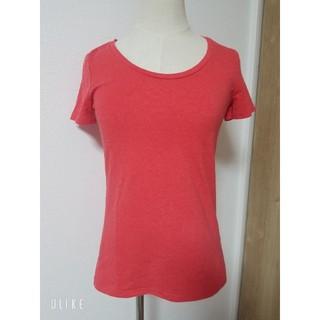 H&M - H&M レッドTシャツ