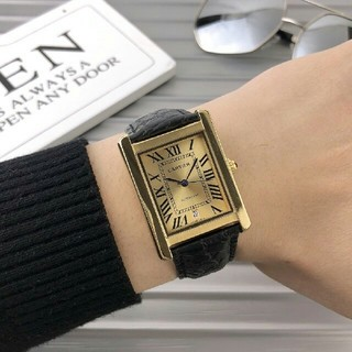 Cartier - 美品 カルティエ マスト タンク アイボリー 手巻き