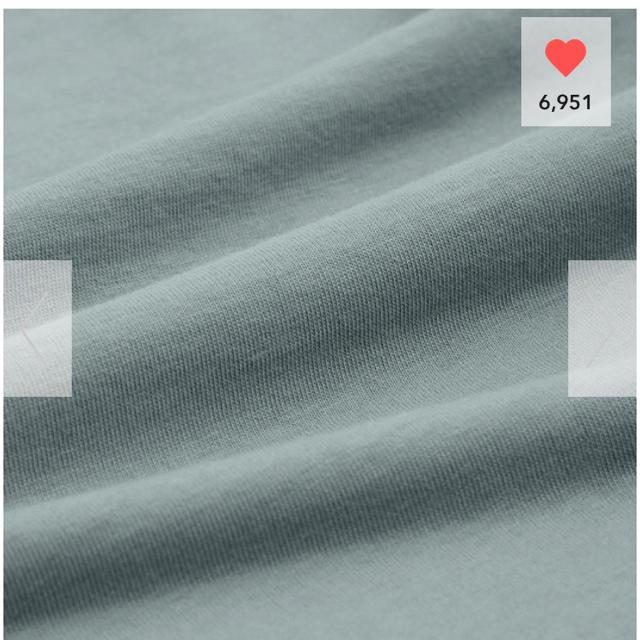 GU(ジーユー)のGU カットアウトT(ノースリーブ)  レディースのトップス(カットソー(半袖/袖なし))の商品写真