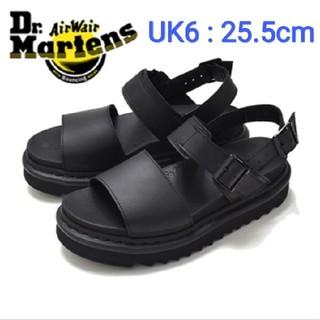 ドクターマーチン(Dr.Martens)の新品 Dr Martens サンダル UK6 ドクターマーチン ユニセックス(サンダル)