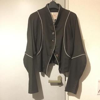 Vivienne Westwood - GOLDLABEL powerpoint jacket