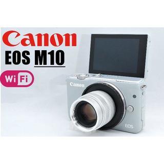 Canon - タッチパネル&Wi-Fi搭載機種♪ 16GB SDカード付き♪