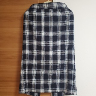 GU - GU チェック タイトスカート