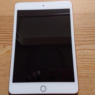 Apple - 美品 iPad mini5 64G wifiモデル ゴールド
