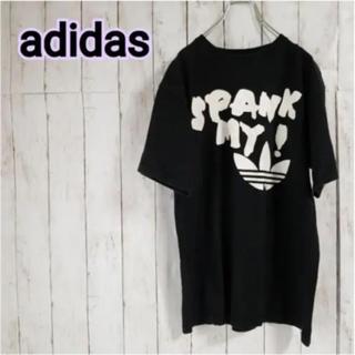 adidas - adidas アディダス Tシャツ 半袖 トレフォイル 古着