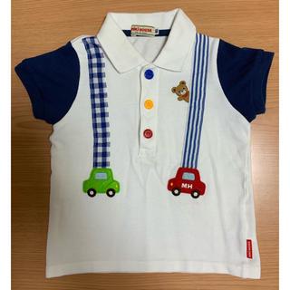 ミキハウス(mikihouse)のミキハウス ポロシャツ Tシャツ(シャツ/カットソー)