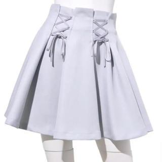 ROJITA - ROJITA♡レースアップタックボリュームスカート