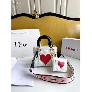 ディオール(Dior)のdiorハンドバッグと財布セット(ハンドバッグ)
