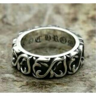 クロムハーツ(Chrome Hearts)の 極美品  CHROME HEARTS 952純銀の指輪、男女兼用(リング(指輪))