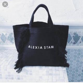 ALEXIA STAM - 【美品!】ALEXIASTAM ミニトートバッグ
