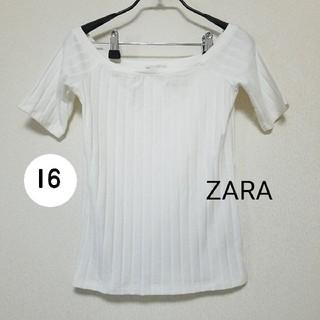 ZARA - 16♡ ZARA カットソー