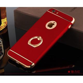人気 No. 1 iPhone7/8  スマホ バンカーリング付き ケース(iPhoneケース)