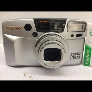 PENTAX - PENTAX ESPIO135M 動作確認済