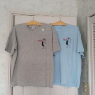 GU - 未使用 gu ビッグTシャツ 2点セット XLサイズ