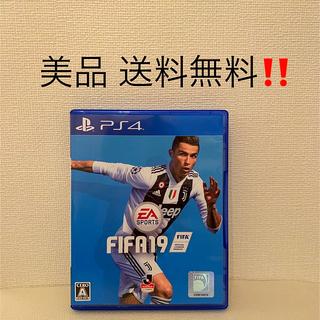 PlayStation4 - fifa19  PS4