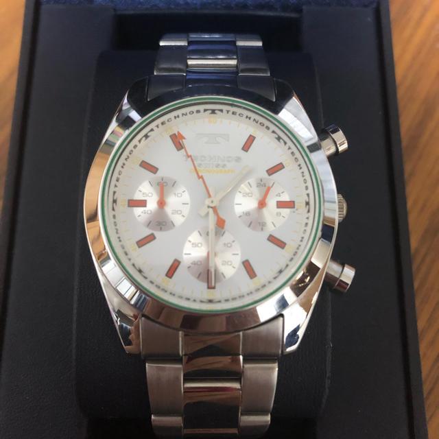 hublot 時計 コピー 見分け方 - TECHNOS - テクノス腕時計の通販 by ととりん2332's shop|テクノスならラクマ