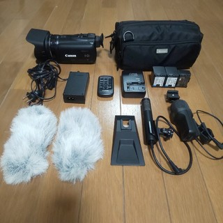 Canon - Canon ivis HF G20+その他
