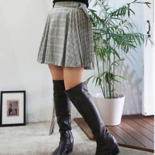 snidel - snidel ウールプリーツスカート