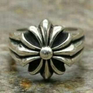 Chrome Hearts - 極美品  CHROME HEARTS 952純銀の指輪、男女兼用