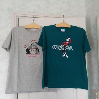 GU - 【夏物セール】未使用 gu Tシャツ 2枚セット XLサイズ
