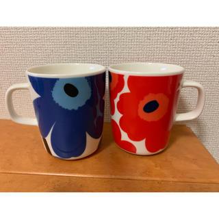 マリメッコ(marimekko)のマリメッコ ペアマグカップ(マグカップ)