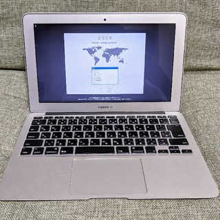 Mac (Apple) - Apple MacBook Air 11 inch Mid 2013