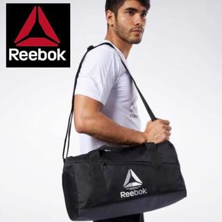 Reebok - Reebok ボストンバッグ 黒 ダッフルバッグ