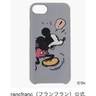 Francfranc - Francfranc ミッキー×フランフランコラボ スマホケース iPhone