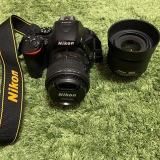 Nikon - 美品 お得 Nikon D5500+単焦点レンズ