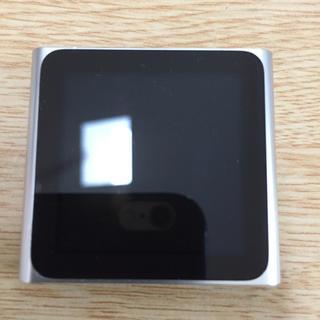 iPod touch - iPod nano 8GB Silver MC525J/A