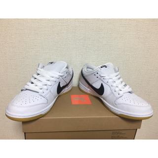NIKE - Nike SB dunk low orange label 26.5