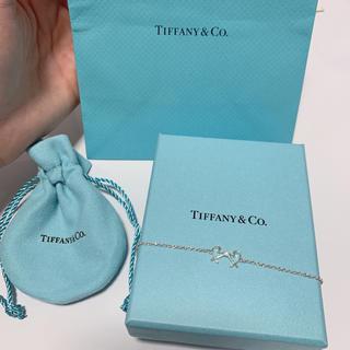 Tiffany & Co. - Tiffany ティファニー ブレスレット ダイヤ