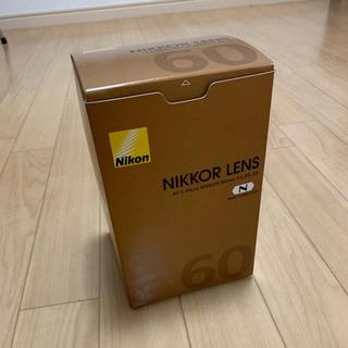Nikon - af-s micro nikkor 60mm f/2.8g ed