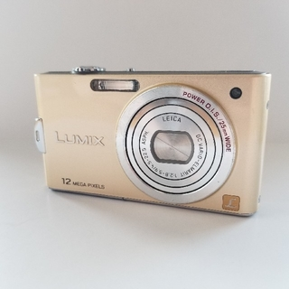Panasonic - LUMIX DMC-FX60 デジカメ 4GB SD付き