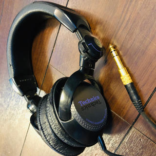 Panasonic - DJヘッドホン RP-DJ1200! Panasonic