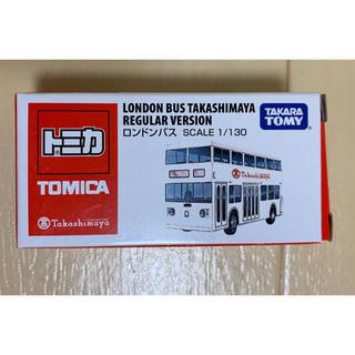 Takara Tomy - 新品 トミカ シンガポール高島屋 ロンドンバス